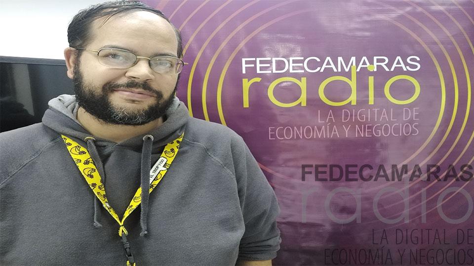 Hugo Londoño, uno de los creadores de En El Tropyco.
