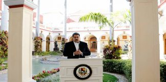 Maduro-cadena -Foto- VTV