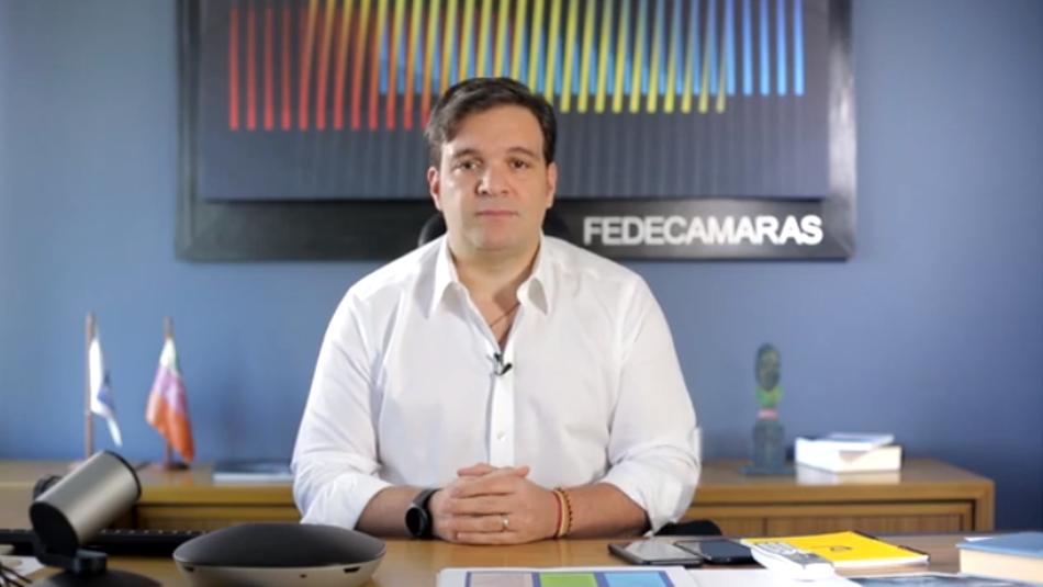 Ricardo Cusanno-presidente de fedecamaras