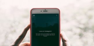Instagram Live - federadiove