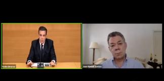 Ricardo Cusanno-Juan Manuel Santos