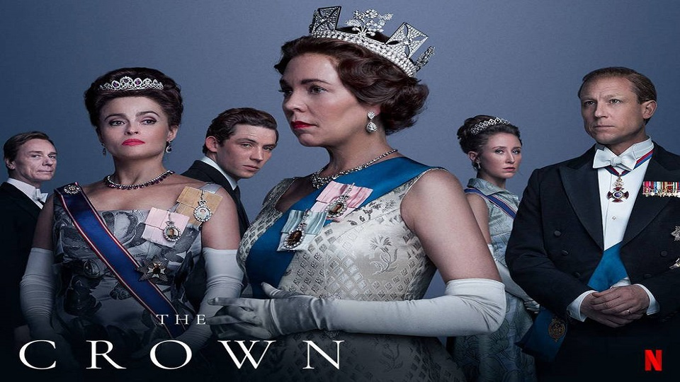 The Crown NEtflix - federadiove