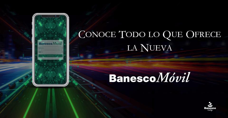 Banesco - Móvil - app