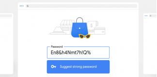 Google Contraseña