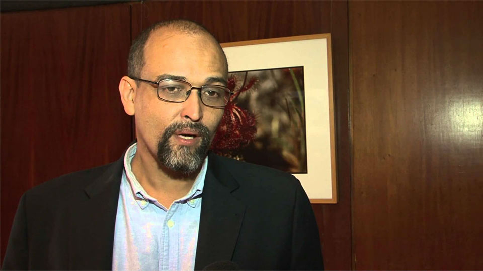 Ronald Balza- Economista