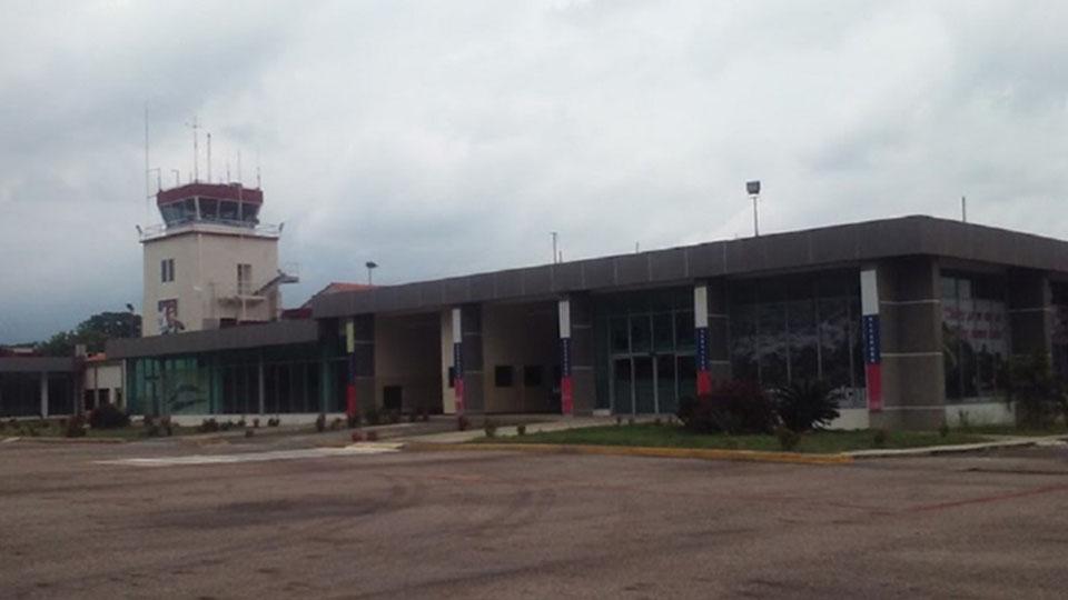 Aeropuerto Táchira