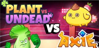 Axie Infinity-Plants vs Unded